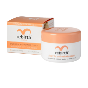 Rebirth Placenta Anti-wrinkle Cream With Vitamin E
