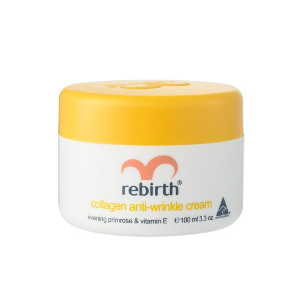 Rebirth Collagen Anti-wrinkle Cream With EPO & Vitamin E