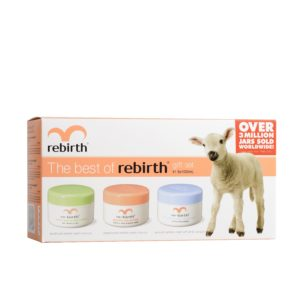 The Best Of Rebirth Gift Set 6 X100mL