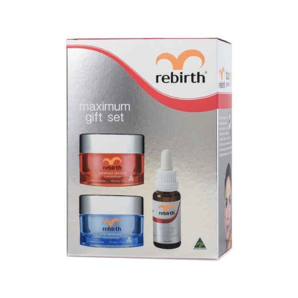 Rebirth Maximum Gift Set